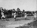1908年第四届伦敦奥运会200米短跑