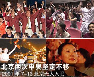 北京奥运之路五:申奥历程