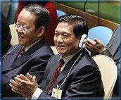 中国提出奥林匹克休战决议