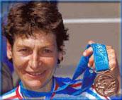 隆戈:女子自行车运动先锋