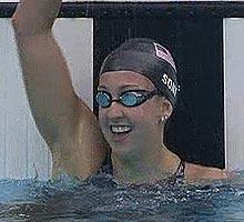 美国,丽贝卡·索尼,北京奥运,,冠军,08北京