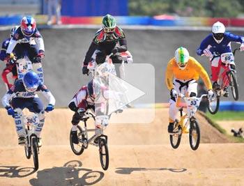 马里斯,小轮车,BMX小轮车,夺金,奥运