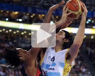 梦八,阿根廷,北京奥运