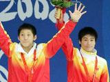 林跃,火亮,男子双人10米台,夺金,奥运,北京奥运,08奥运,2008