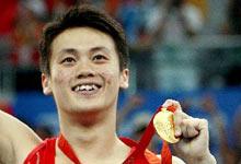 陆春龙,夺金,蹦床,奥运,北京奥运,08奥运,2008