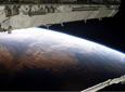 从国际空间站看地球