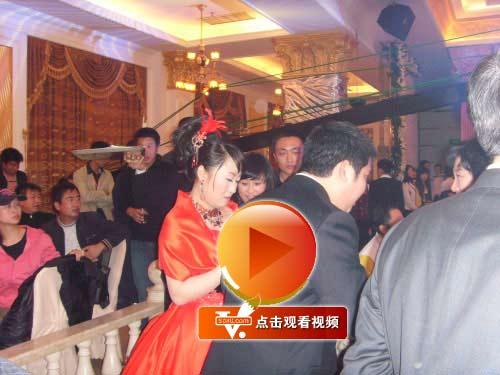 点击观看赵本山女儿婚礼现场视频