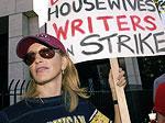好莱坞演员罢工