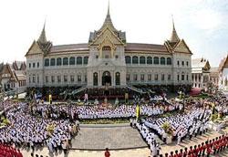 泰国动荡几时休