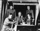 中国远征军的前线战地指挥所