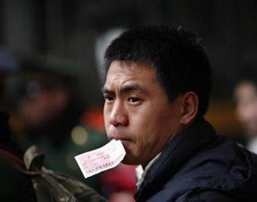 广东新一代农民工宁在珠三角失业不愿回乡工作