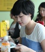 等待中看看杂志 最爱女主播 2009上海车展