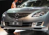 Mazda6睿翼 上市 现场实拍图 菲尔普斯