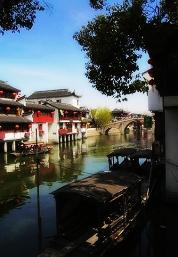 上海近郊第一古镇 七宝(图)