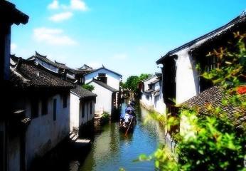 江苏古镇:中国第一水乡周庄(图)