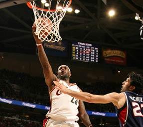 NBA五佳球视频
