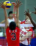 王一梅,女排,排球,中国女排,中国国际女排精英赛,2009年中国国际女排精英赛