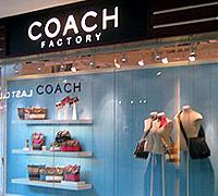 Coach Factory折扣店
