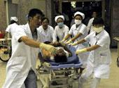 多名无辜群众和一名武警被杀害
