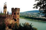 沿着莱茵河 一网打尽德国古堡