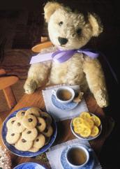 英国下午茶的优雅茶杯
